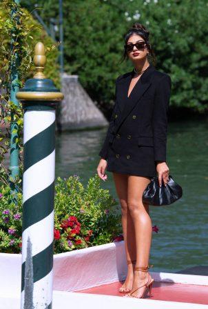 Elisa Maino - Pictured in Venice