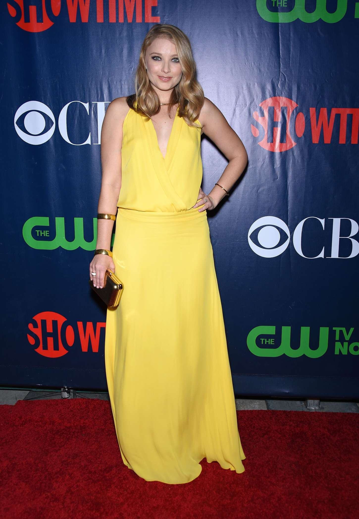 Patricia Arquette: CBS CW and Showtime TCA Summer Party