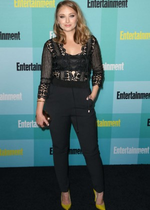 Elisabeth Harnois - Entertainment Weekly Party at Comic-Con in San Diego