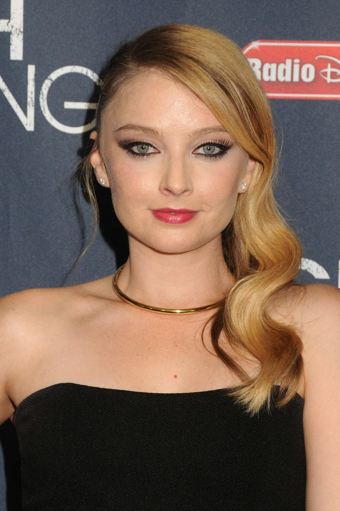 Elisabeth Harnois - 'High Strung' Premiere in Los Angeles