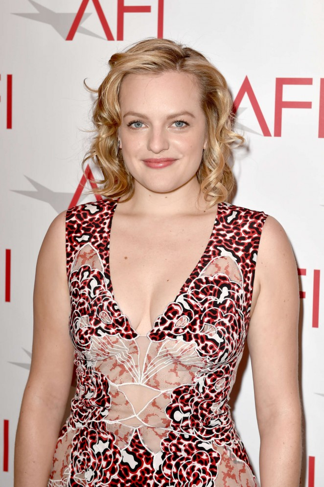 Elisabeth Moss – 15th Annual AFI Awards in Los Angeles