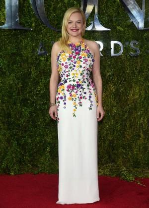Elisabeth Moss - 2015 Tony Awards in New York