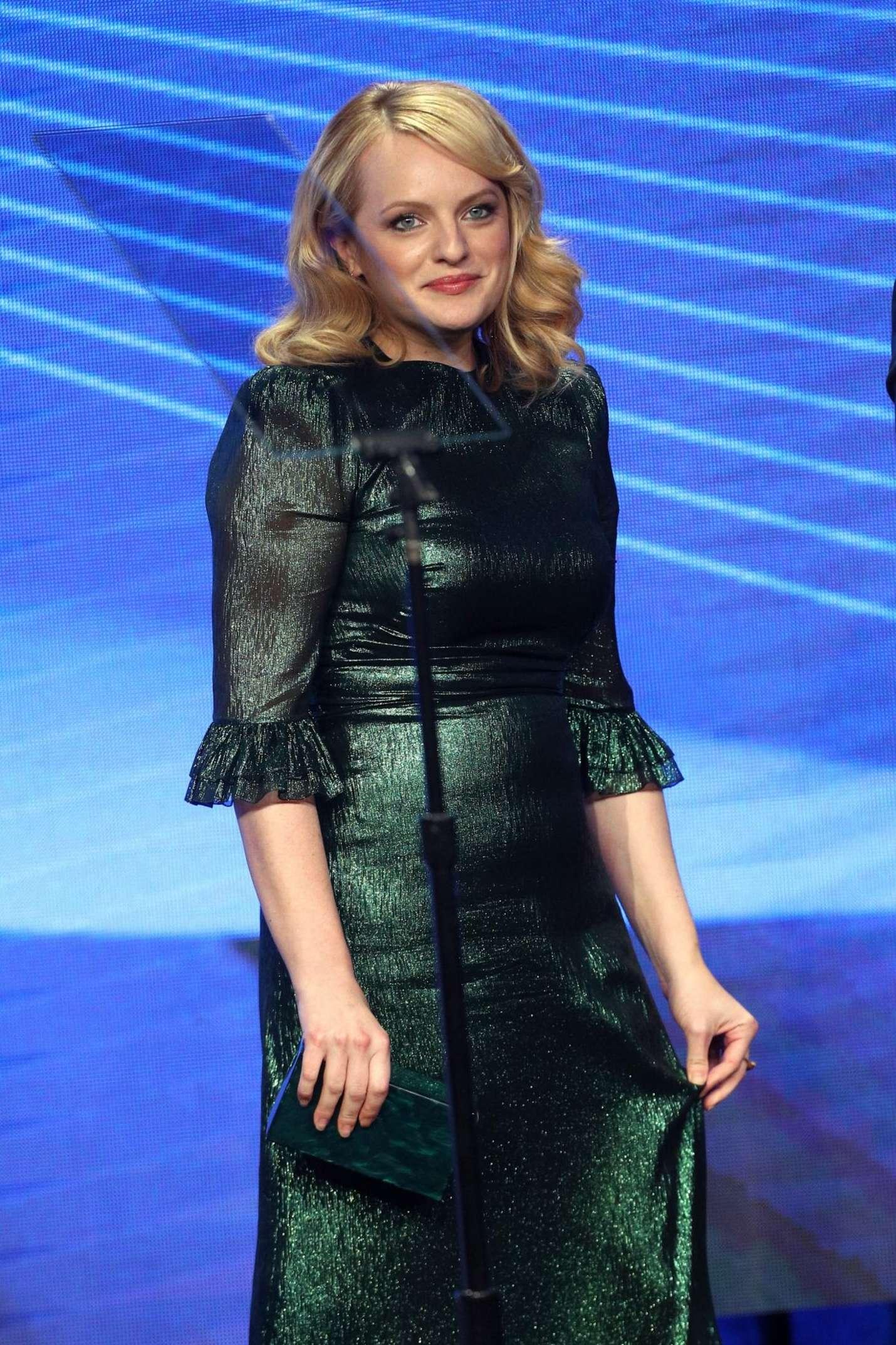 Elisabeth moss tca awards at the tca summer press tour in la nude (53 images)