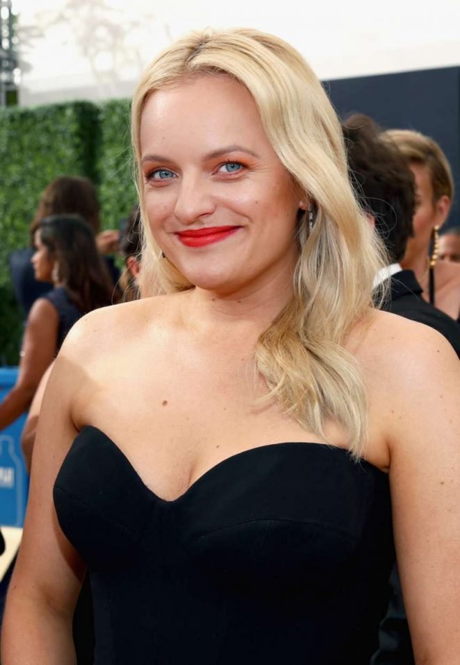 Elisabeth Moss – 70th Primetime Emmy Awards in LA