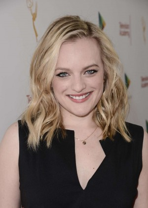 Elisabeth Moss - A Farewell to 'Mad Men' Presented by the Television Academy in Hollywood