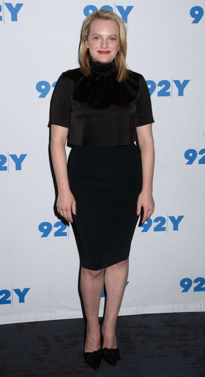 Elisabeth Moss at The Handmaids Tale TV Show Screening in NY -04