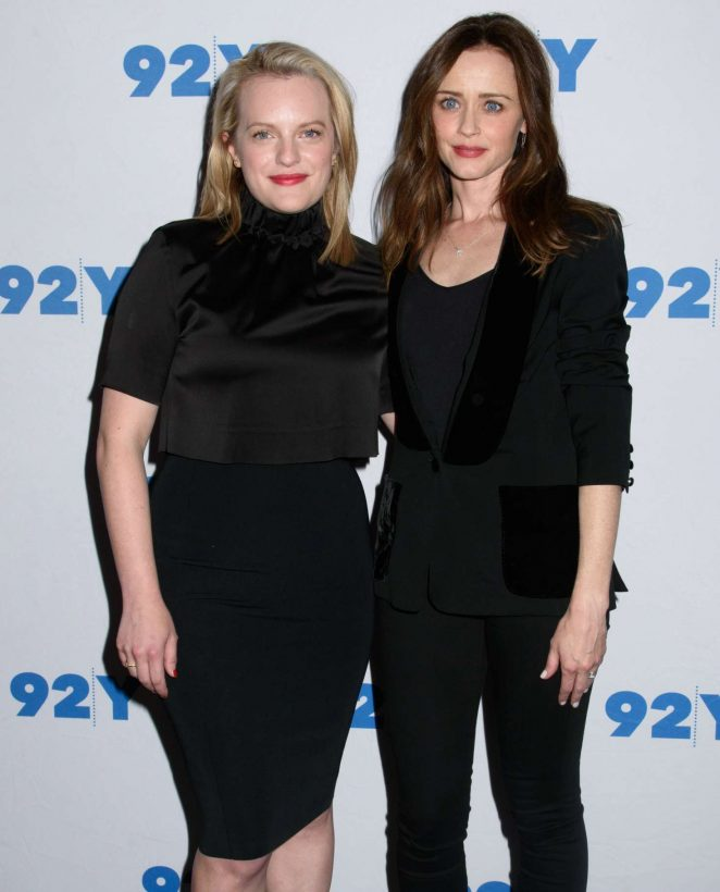 Elisabeth Moss at The Handmaids Tale TV Show Screening in NY -06