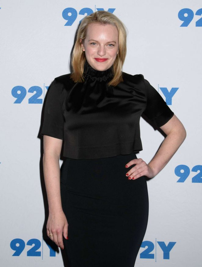 Elisabeth Moss at The Handmaids Tale TV Show Screening in NY -08