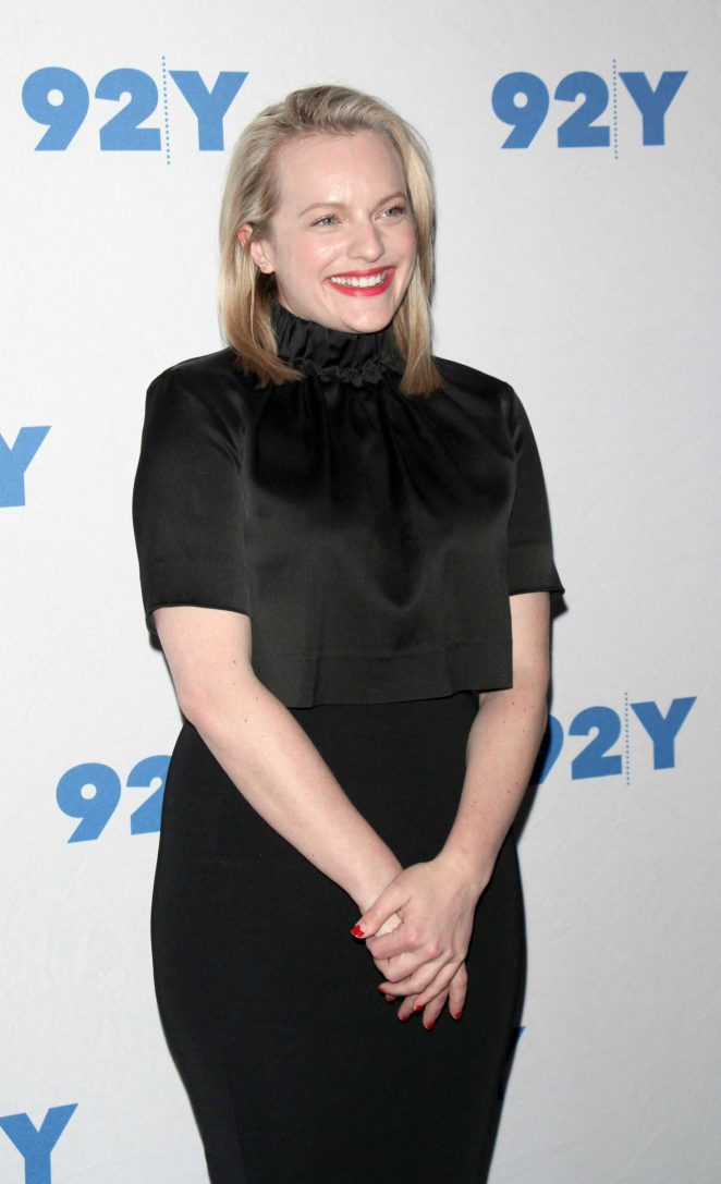 Elisabeth Moss 2017 : Elisabeth Moss at The Handmaids Tale TV Show Screening in NY -09