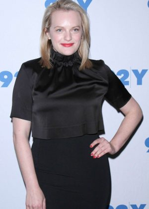 Elisabeth Moss at The Handmaid's Tale' TV Show Screening in NY