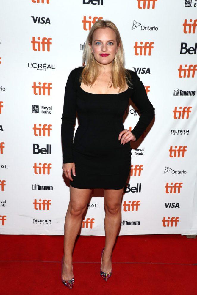 Elisabeth Moss - 'Her Smell' Premiere - 2018 Toronto International Film Festival