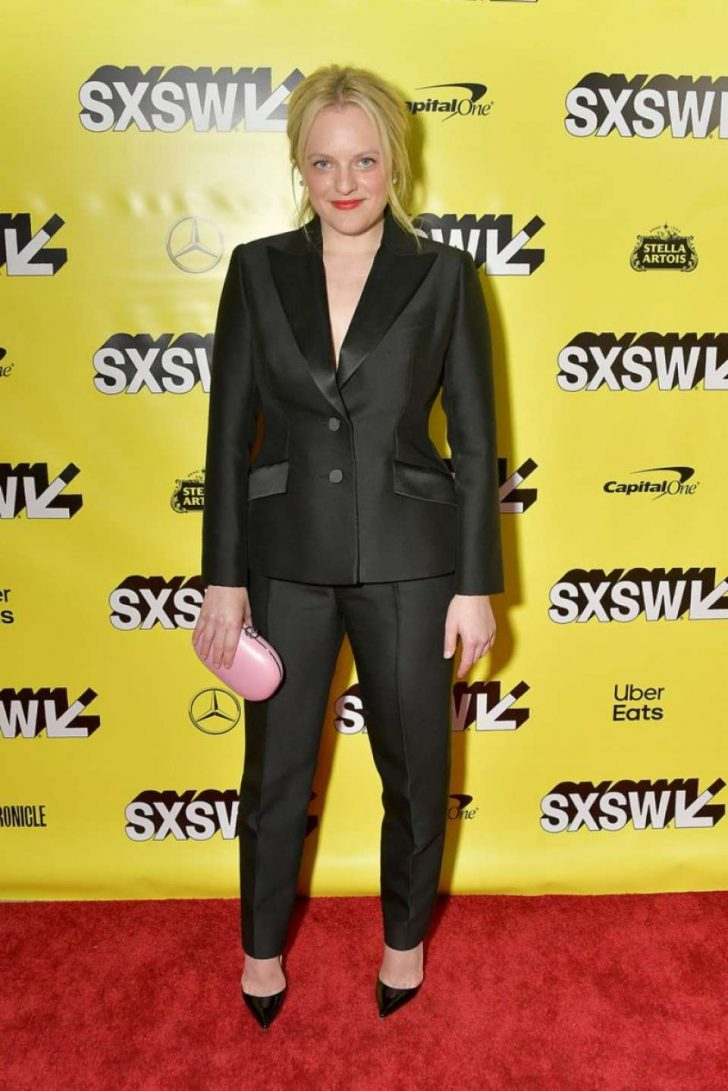 Elisabeth Moss - 'Her Smell' Premiere at the 2019 SXSW Festivals in Austin