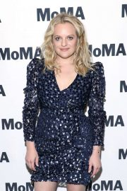 Elisabeth Moss - 'Her Smell' Screening in NY