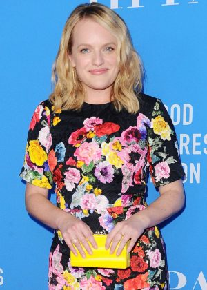 Elisabeth Moss - Hollywood Foreign Press Association's Grants Banquet in Beverly Hills