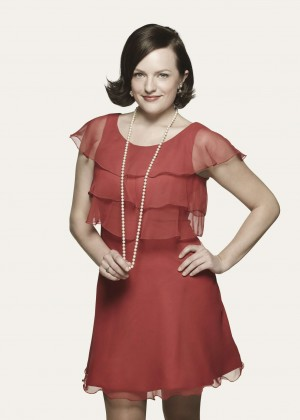 "Elisabeth Moss - ""Mad Men"" Season 7 Promo Still"