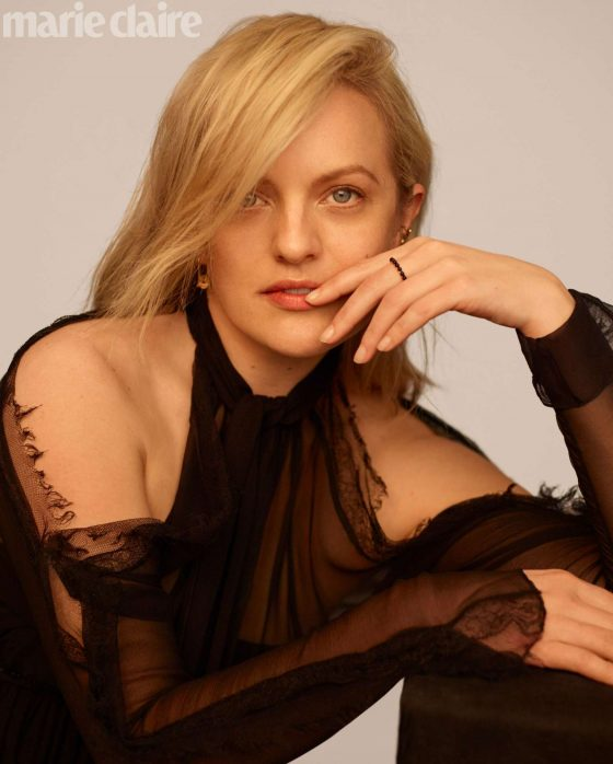 Elisabeth Moss - Marie Claire Magazine (May 2019)