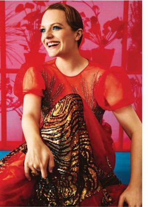 Elisabeth Moss - Mujer Hoy Magazine (May 2018)
