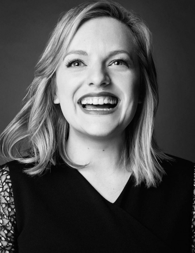 Elisabeth Moss - The Hollywood Reporter (March 2015)