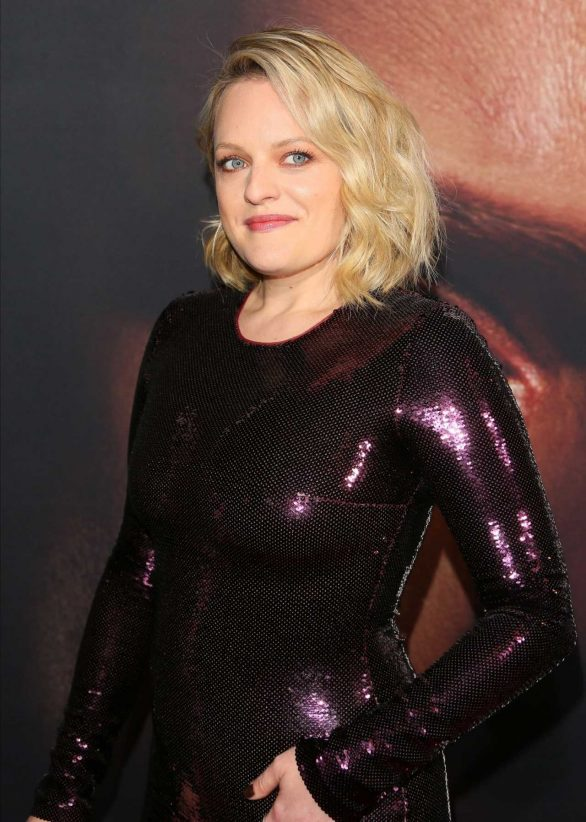 Elisabeth Moss - 'The Invisible Man' premiere in Hollywood