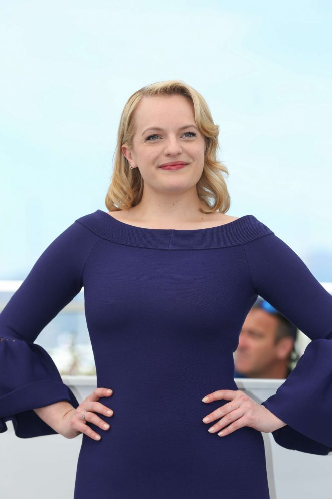 Elisabeth Moss - 'Top Of The Lake: China Girl' Photocall at 70th Cannes Film Festival