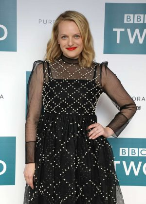 Elisabeth Moss - 'Top of the Lake: China Girl' Screening in London