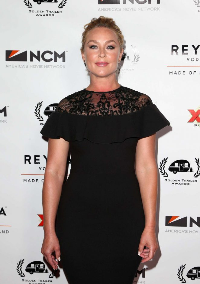 Elisabeth Rohm - 18th Annual Golden Trailer Awards in Beverly Hills