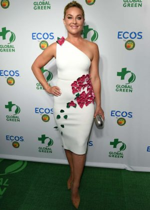 Elisabeth Rohm - 2016 Global Green Environmental Awards in Los Angeles