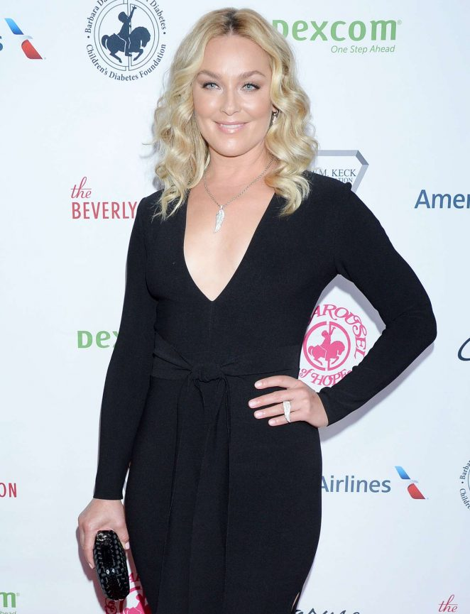 Elisabeth Rohm – 2018 Carousel of Hope Ball in Los Angeles