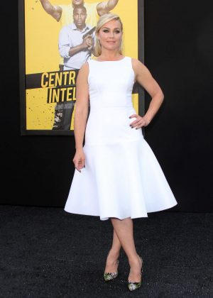 Elisabeth Rohm - 'Central Intelligence' Premiere in Los Angeles