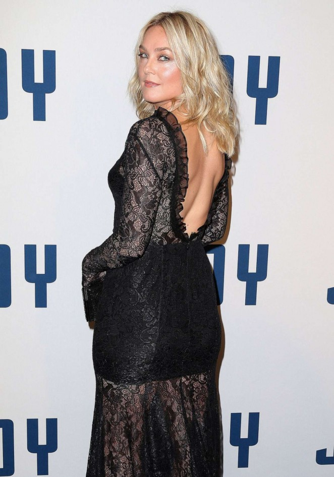 Elisabeth Rohm - 'Joy' Premiere in New York