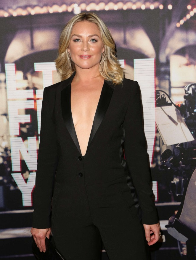 Elisabeth Rohm: Live From New York LA Premiere -03