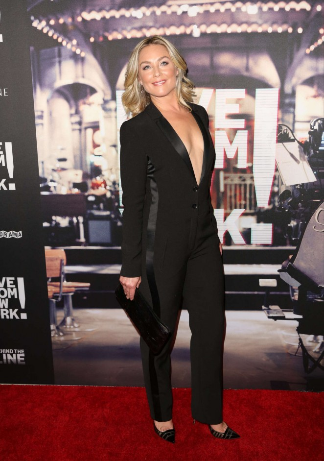 Elisabeth Rohm: Live From New York LA Premiere -04