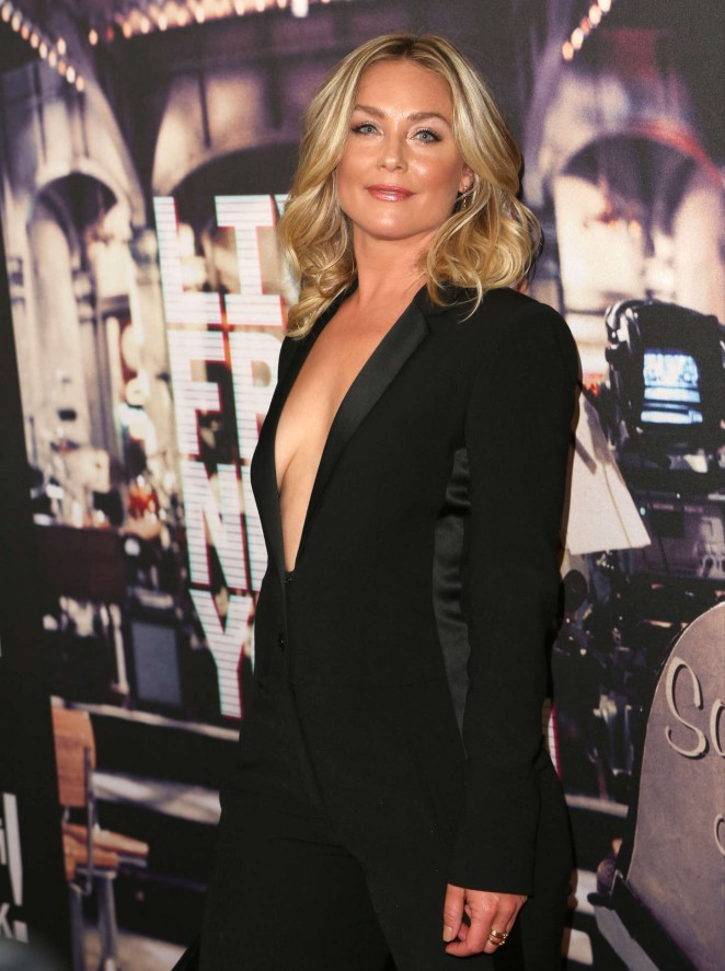 Elisabeth Rohm: Live From New York LA Premiere -09