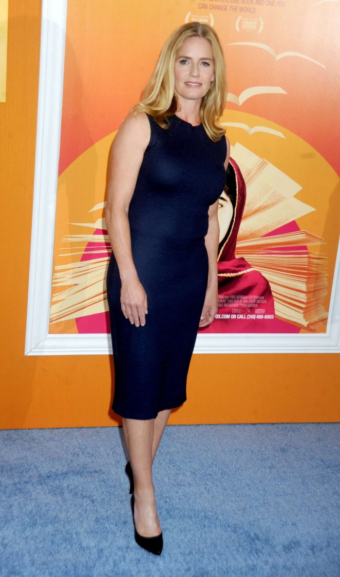 Elisabeth Shue - 'He Named Me Malala' Premiere in NY