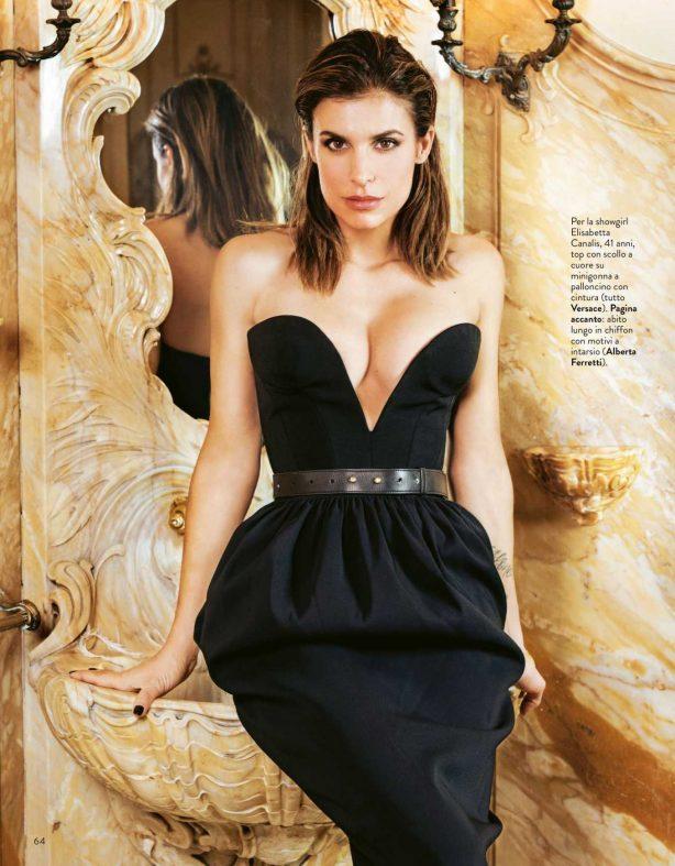 Elisabetta Canalis - Grazia Italy Magazine (March 2020)