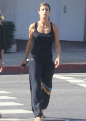 Elisabetta Canalis - Out in West Hollywood