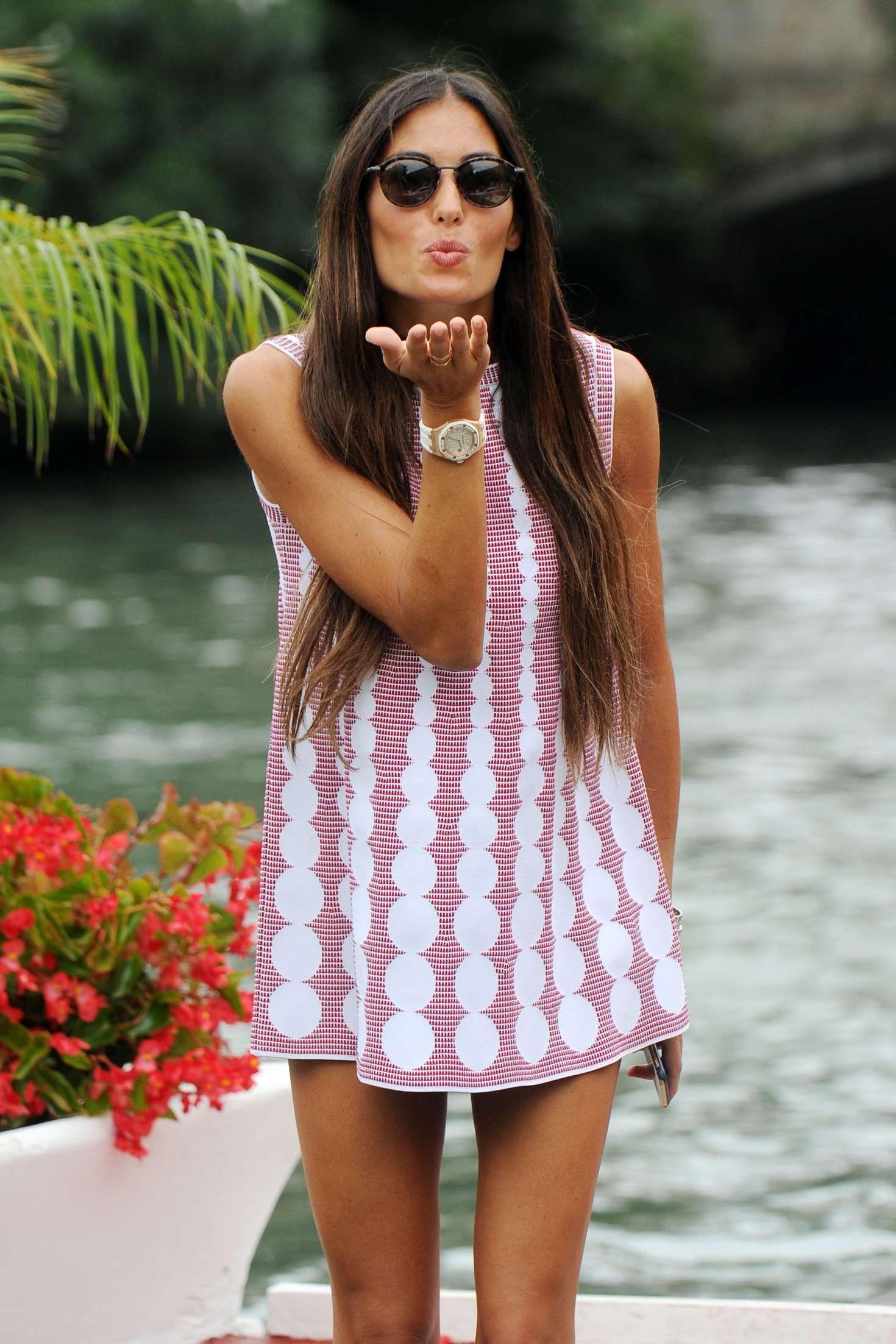 nudes Elisabetta Gregoraci (71 foto) Cleavage, Facebook, braless