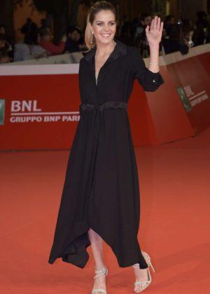 Elisabetta Pellini - 12th Rome Film Festival in Rome