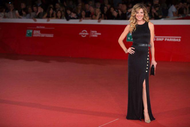 Elisabetta Pellini - 'Tramps' Premiere in Rome