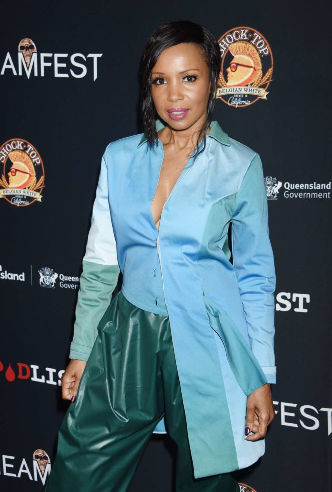 Elise Neal - 'Tragedy Girls' Premiere at Screamfest Horror Film Festival in LA