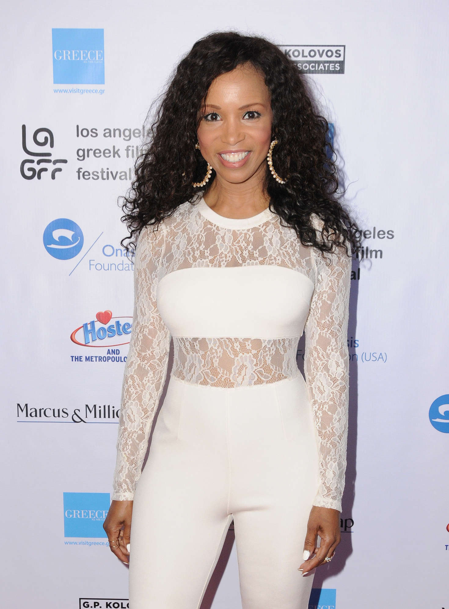 Elise Neal - 'Worlds Apart' Premiere at 2016 LA Greek Film Festival in Hollywood