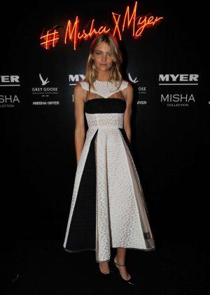 Elise Taylor Misha X Myer Party In Sydney