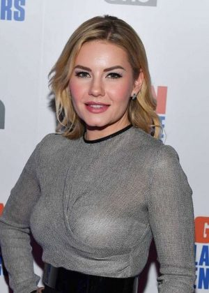 Elisha Cuthbert - 'Goon: Last Of The Enforcers' Premiere in Toronto