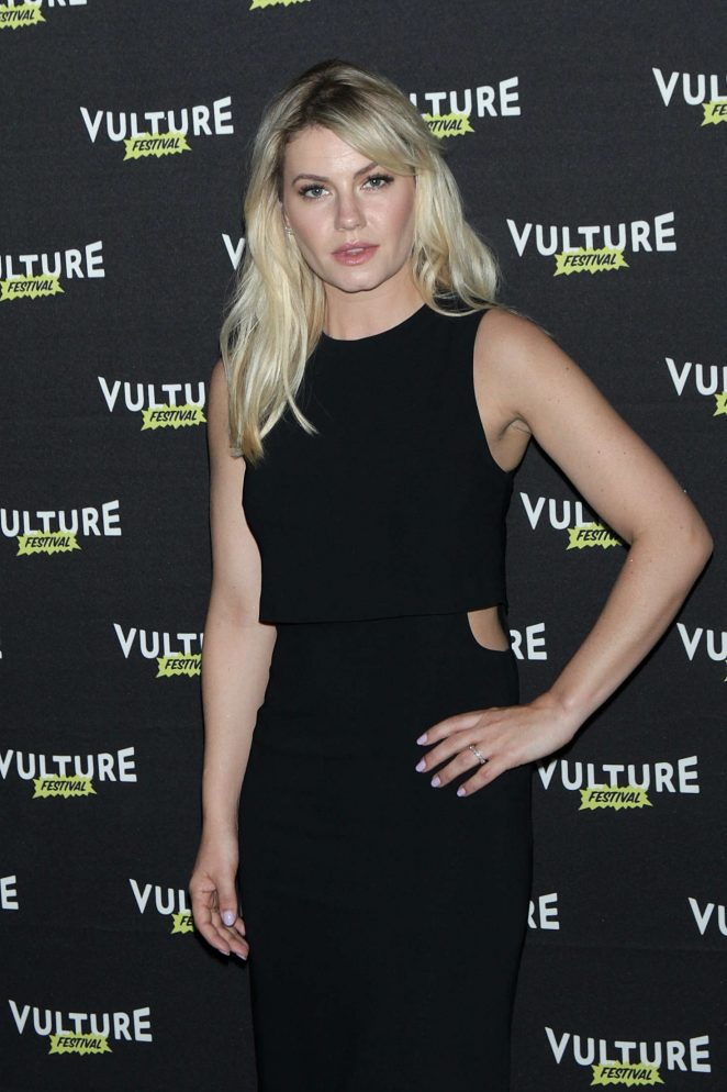 Elisha Cuthbert – Happy Endings Reunion! at Vulture Festival 2016 in NY