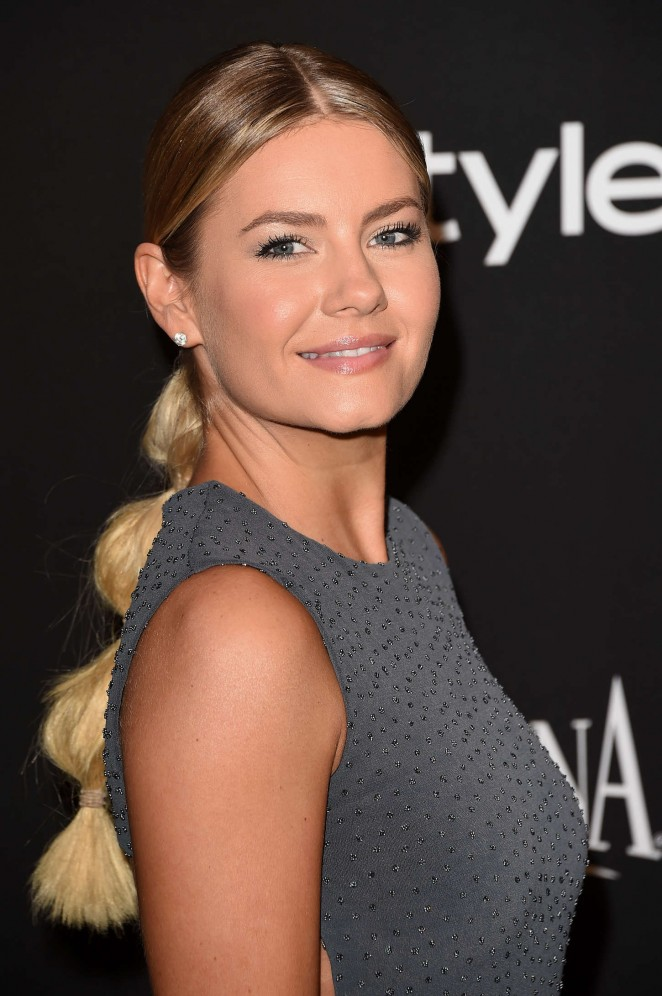 Elisha Cuthbert - InStyle And Warner Bros Golden Globes Party 2015 in Beverly Hills