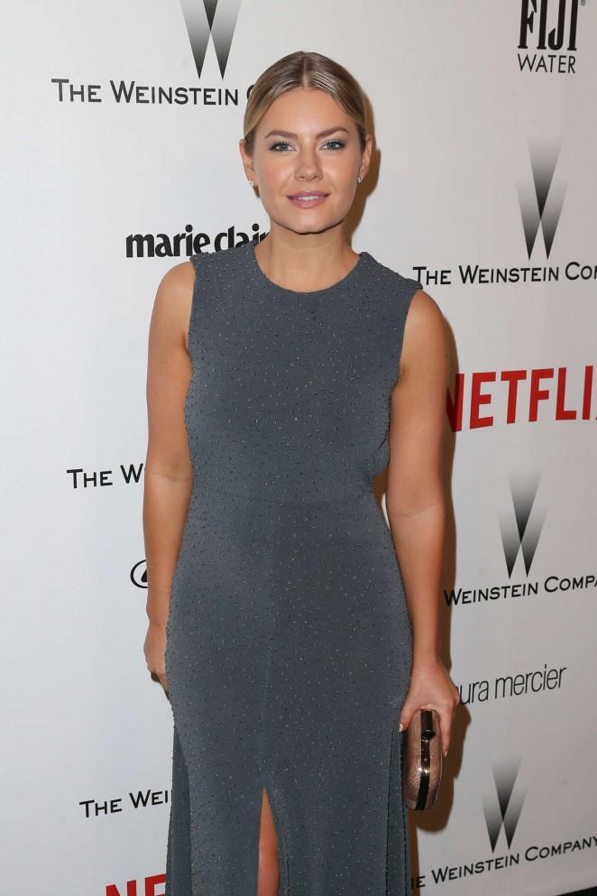 Elisha Cuthbert - The Weinstein Company & Netflix's Golden Globes Party 2015 in Beverly Hills