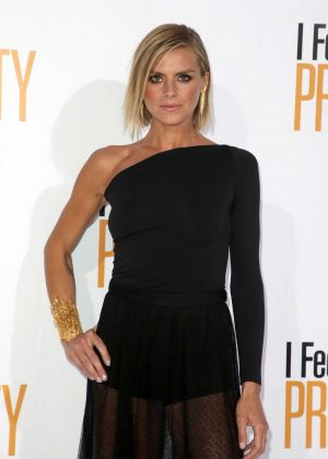 Eliza Coupe - 'I Feel Pretty' Premiere in Los Angeles