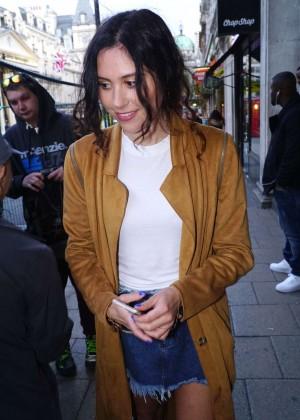 Eliza Doolittle - 'Anti Social' Premiere in London