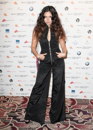 Eliza Doolittle - Global Fashion Awards 2015 in London