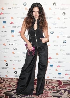 Eliza Doolittle: Global Fashion Awards 2015 -03